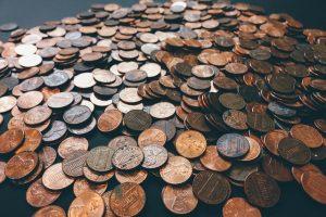 image of british coins