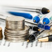 image of money and pens, Improve Cash Flow