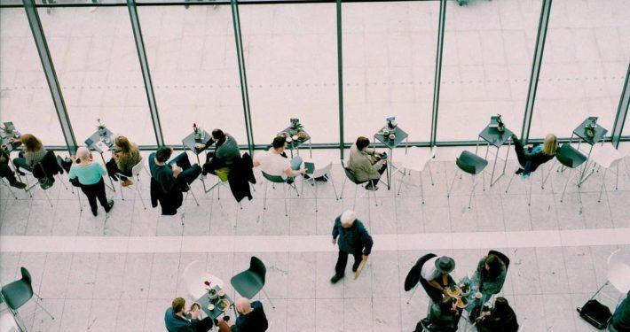 image of people in finance broker meeting