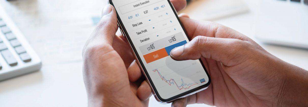 Phone Trading