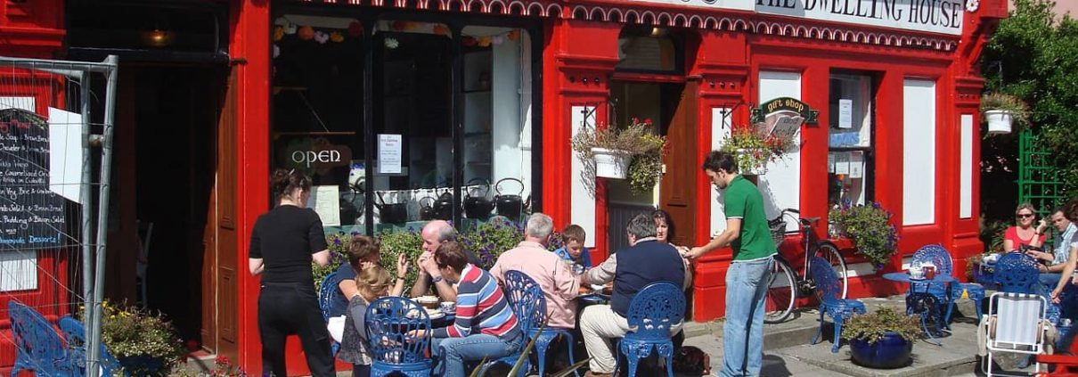 cafe in summer sun, Prepare your Business for Summer